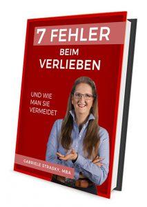 E-Book 7 Fehler beim Verlieben von Gabriele Strasky