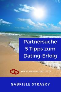Partnersuche – 5 Tipps zum Dating-Erfolg