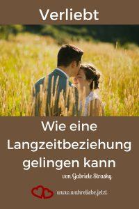 Verliebt – Wie eine Langzeitbeziehung gelingen kann