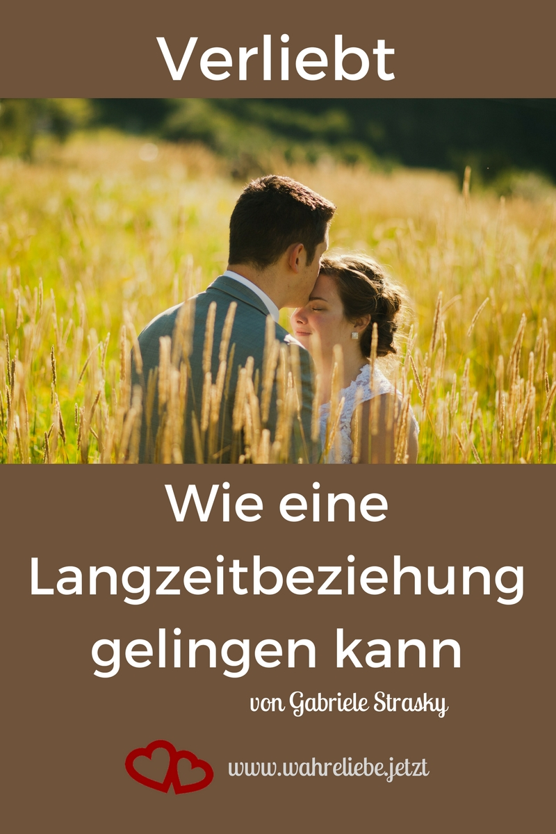 Verliebt - Wie eine Langzeitbeziehung gelingen kann