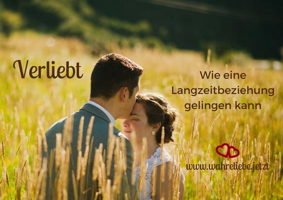 Verliebt - Wie eine Langzeitbeziehung gelingen kann. Von Gabriele Strasky
