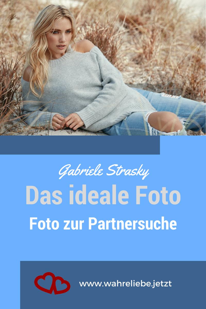 Das ideale Foto zur Partnersuche