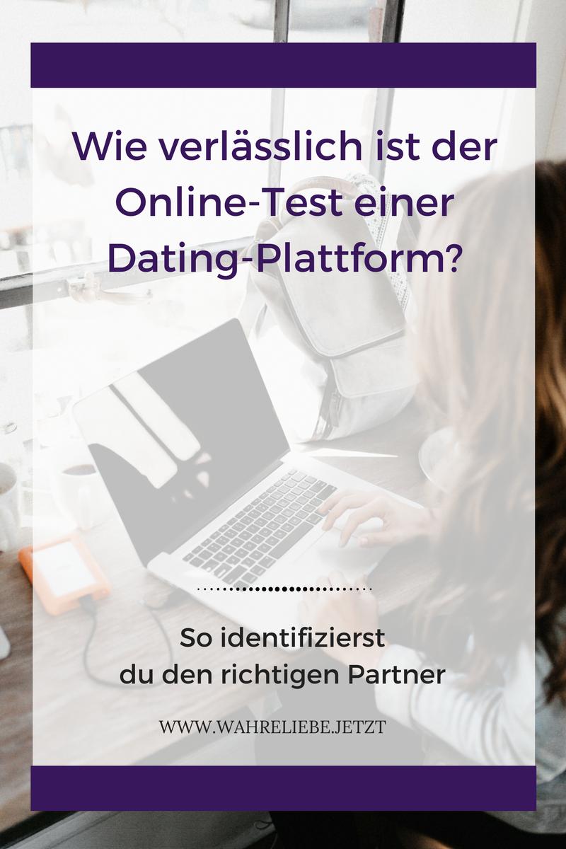 Wie verlässlich ist der Online-Test einer Dating-Plattform?